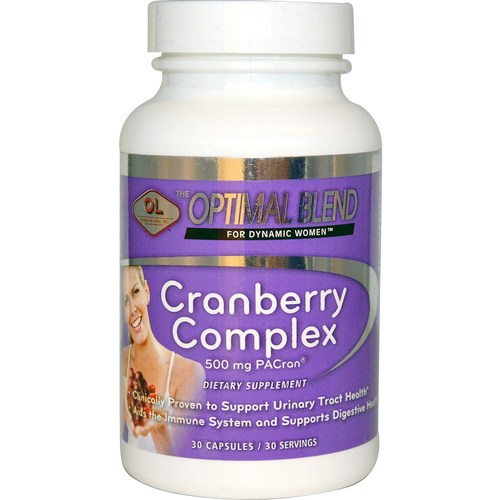 The Optimal Blend Cranberry Complex