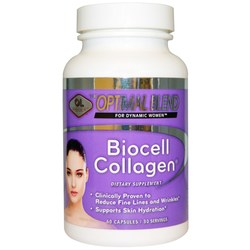 Olympian Labs The Optimal Blend Biocell Collagen