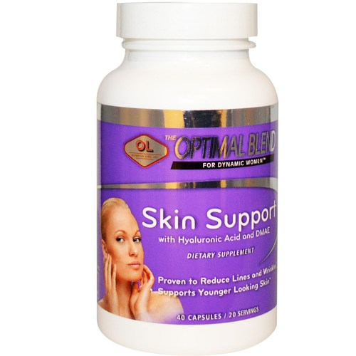 Optimal Blend Skin Support