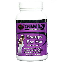 Olympian Labs The Optimal Blend Energie for Her