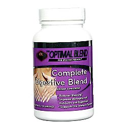 Olympian Labs The Optimal Blend Complete Digestive Blend