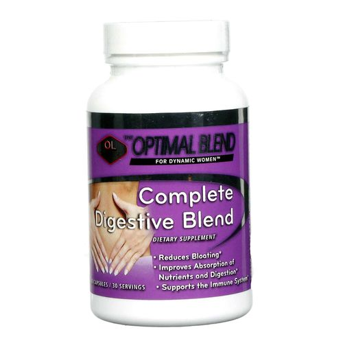 The Optimal Blend Complete Digestive Blend