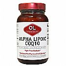 Olympian Labs Alpha Lipoic CoQ10