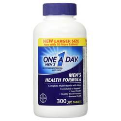 One-A-Day Men's Health Formula- Multivitamin