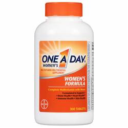 One-A-Day Women's Health Formula- Multivitamin