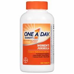 One-A-Day Women's Health Formula- Multivitamin