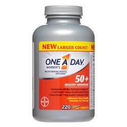 One-A-Day 50+ Women's Healthy Advantage Multivitamin