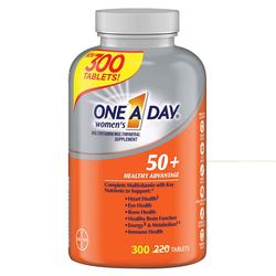 One-A-Day 50+ Women's Healthy Advantage Multivitamin
