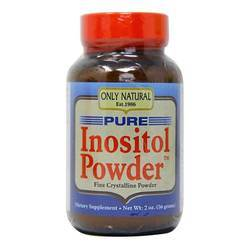 Only Natural Pure Inositol Powder 550 mg