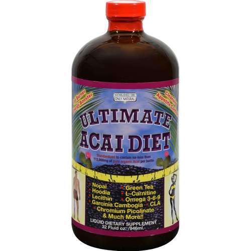 Ultimate Acai Diet Liquid