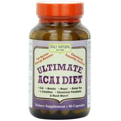 Only Natural Ultimate Acai Diet
