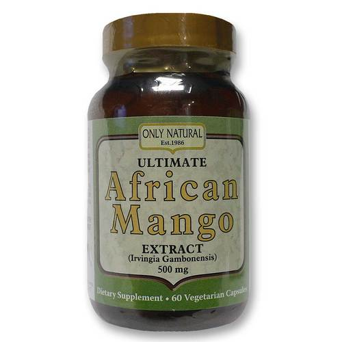 Ultimate African Mango Extract