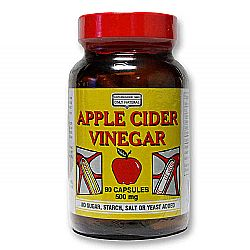 Only Natural Apple Cider Vinegar Caps