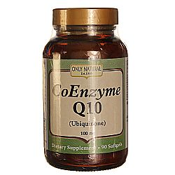Only Natural Coenzyme Q10