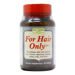 Only Natural For Hair Only