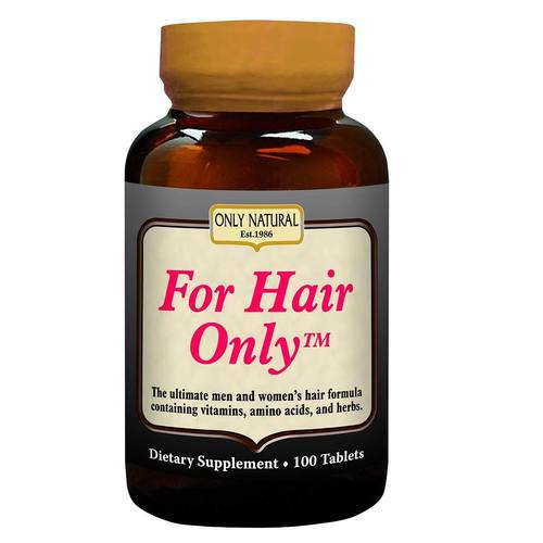 For Hair Only