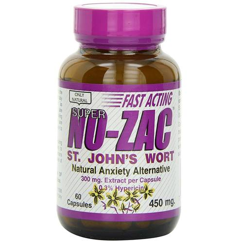 Super No-Zac St. John's Wort