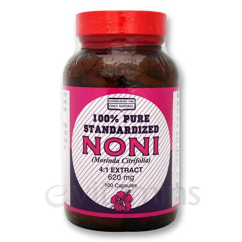100- Pure Standardized Noni 4:1 Extract