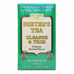 Only Natural Dieter's Tea- Herbal