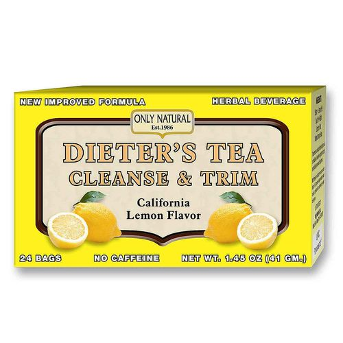 Dieter's Tea, Lemon