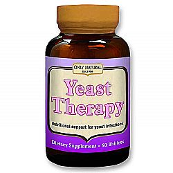 Only Natural Yeast Therapy