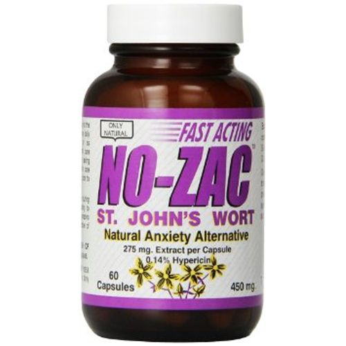 No-Zac St. John's Wort 275 mg