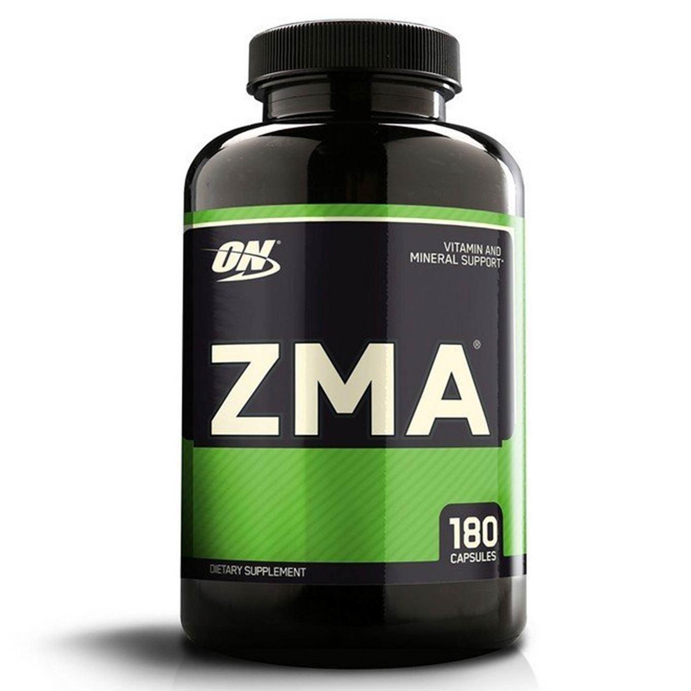 Optimum Nutrition ZMA - 180 Capsules