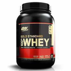 Optimum Nutrition Gold Standard 100- Whey