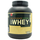 Optimum Nutrition 100% Whey Gold Standard Natural Protein - Strawberry - 5 lbs