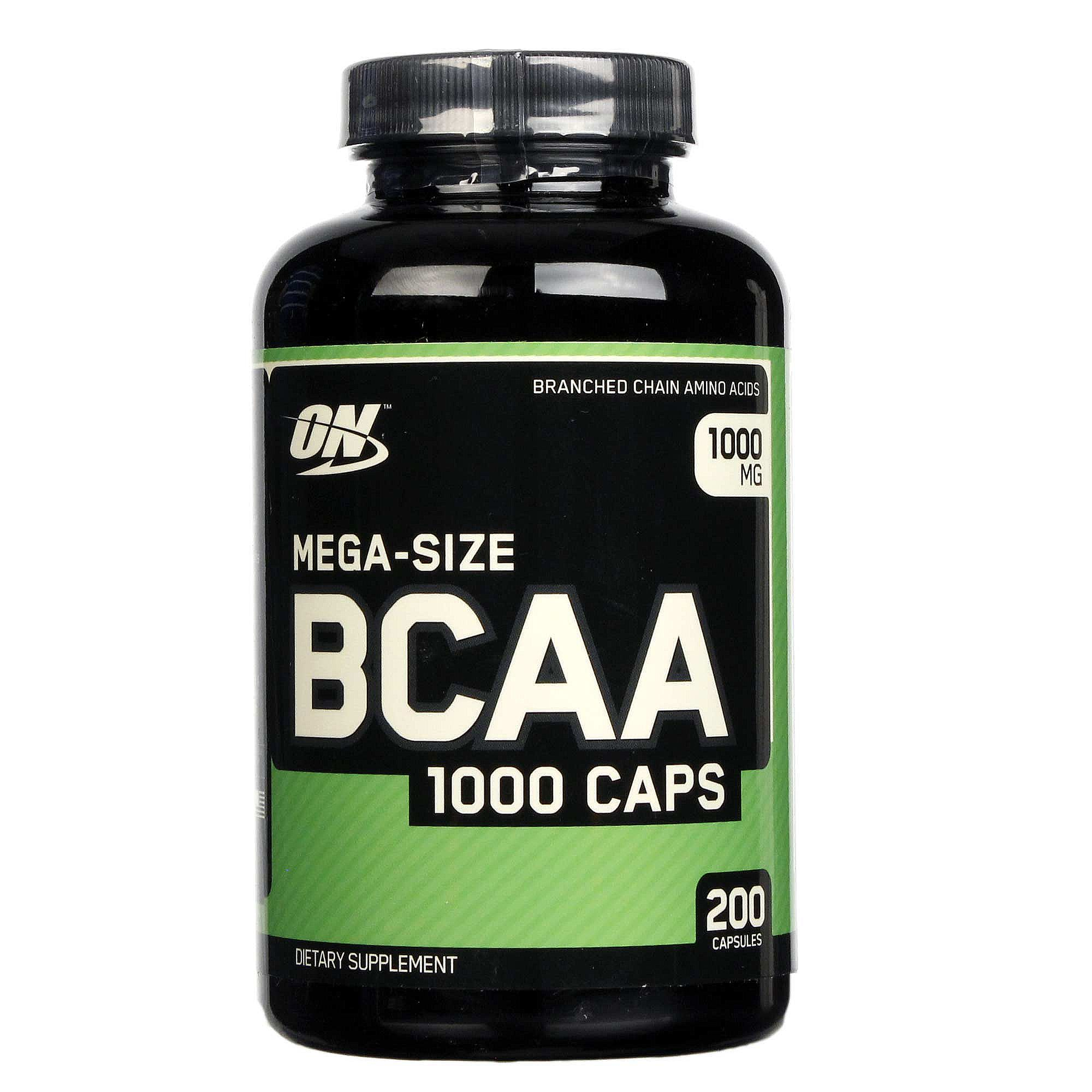 Image result for optimum nutrition bcaa 200 caps
