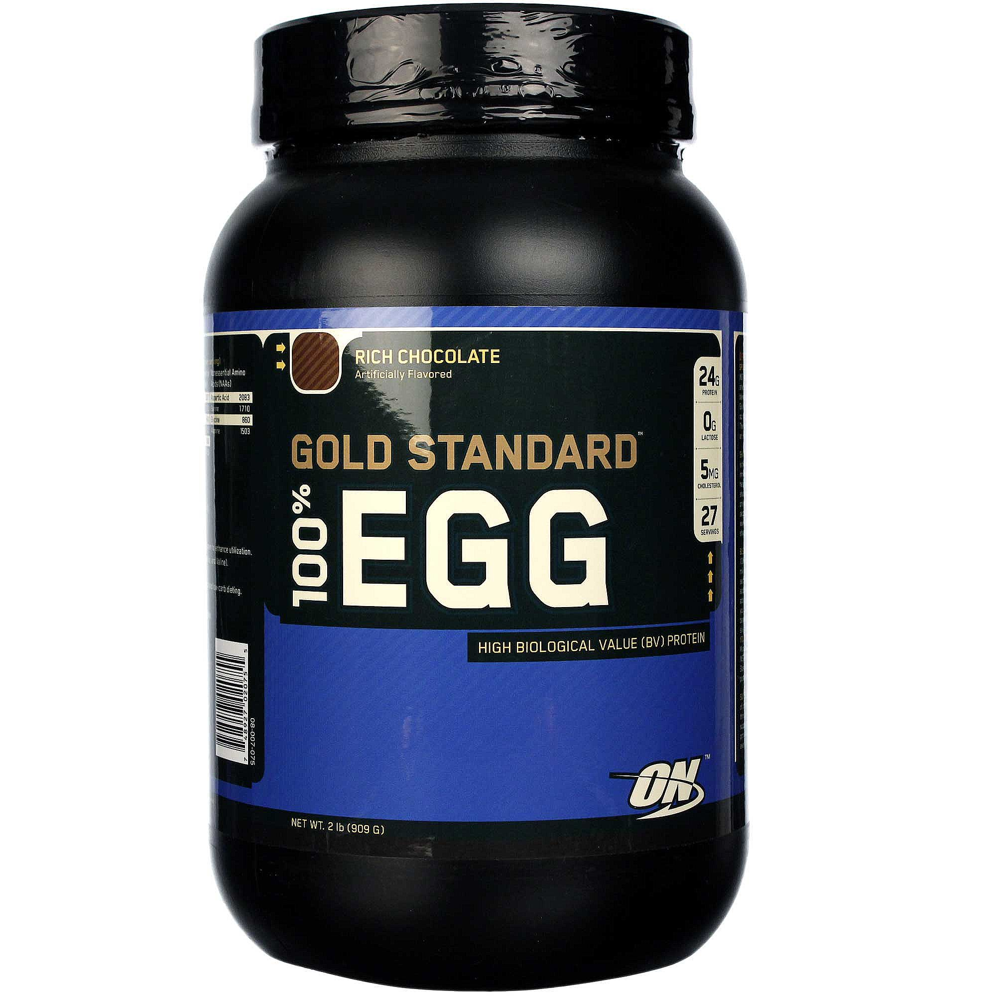 Optimum Nutrition 100 Egg Protein Chocolate 2 Lbs