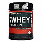 100% Whey Proteína Gold Standard Optimum Nutrition Double Rich Chocolate 1 lb/ 450 gr
