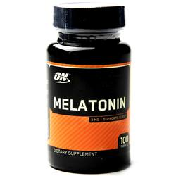 Optimum Nutrition Melatonin 3 mg
