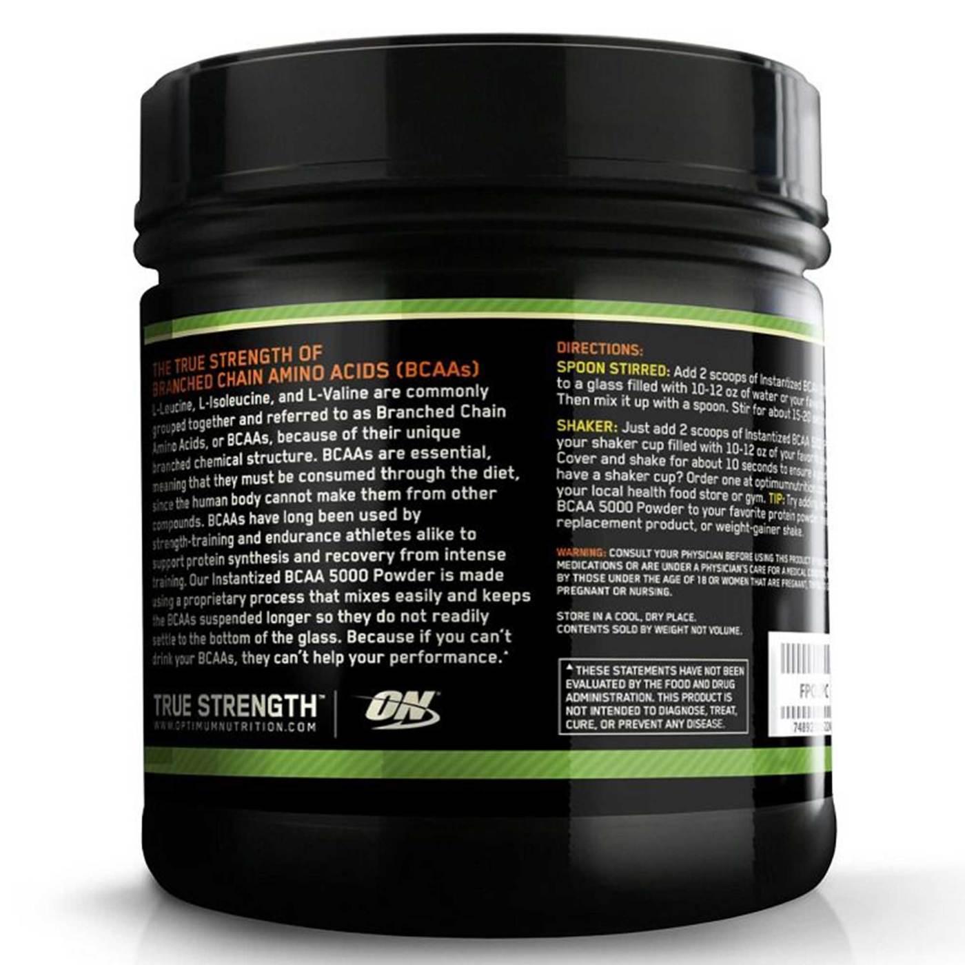 optimum+nutrition+instantized+bcaa+5000+powder+review