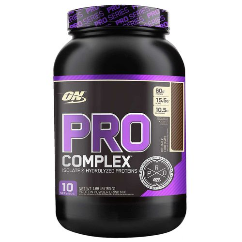 Optimum Nutrition Pro Complex Rich Milk Chocolate - 10 Servings