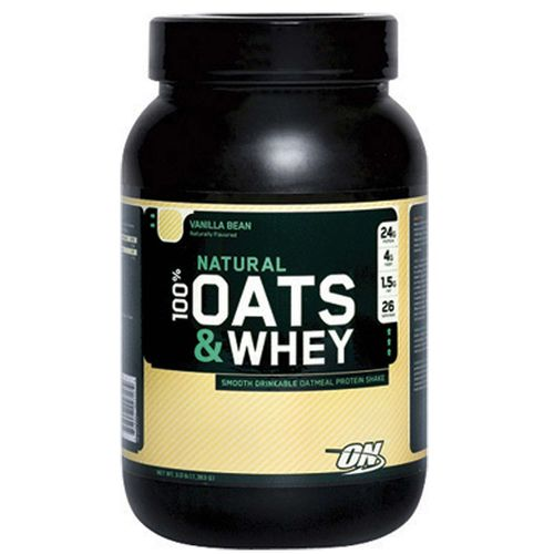 Oats & Whey Protein Powder