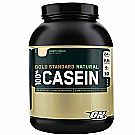 Optimum Nutrition 100% Gold Standard Natural Casein - Creamy Vanilla - 4 lbs