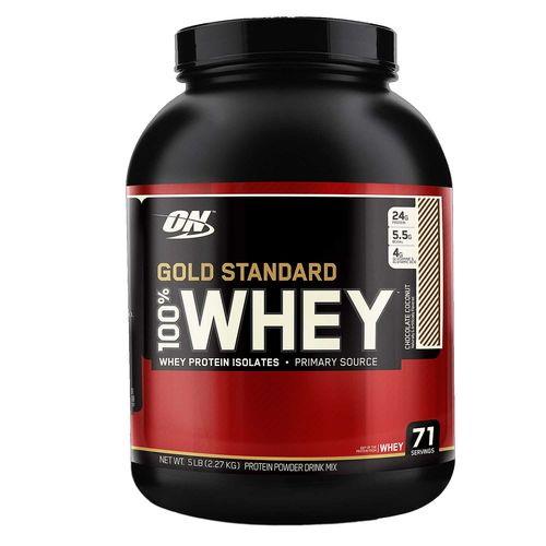 Optimum Nutrition 100% Whey Gold chocolat noix de coco £ 5