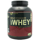 Optimum Nutrition Gold Standard 100% Whey, Chocolate de menta - 5 lbs