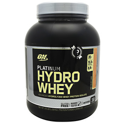 Optimum Nutrition Platinum Hydro Whey Red Velvet - 3.5 lbs