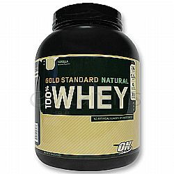 Optimum Nutrition 100% Natural Whey Protein Gold Standard