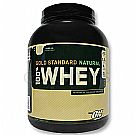 Optimum Nutrition 100% Whey Gold Standard Natural Protein - Vanilla - 5 lbs