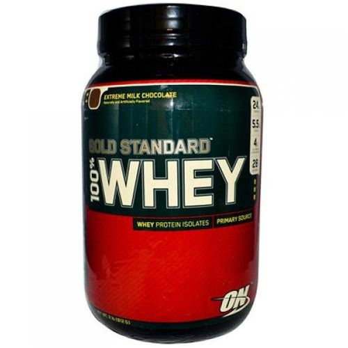 Optimum Nutrition Gold Standard 100% Πρωτεΐνη Whey Extreme Milk Chocolate 909 g