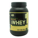 Optimum Nutrition 100% Whey Gold Standard Natural Proteína, Baunilha - 2 lbs
