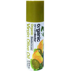 Organic Doctor Virgin Olive Oil Lemon Lip Balm