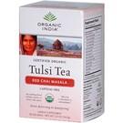 Organic India Tulsi Tea - Red Chai Masala - 18 Tea Bags