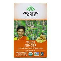 Organic India Tulsi Tea Caffeine Free