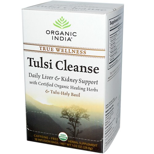 True Wellness Tulsi Cleanse Tea