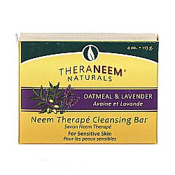 Organix South Oatmeal- Lavender and Neem Bar