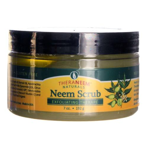 Neem Nail and Cuticle Scrub